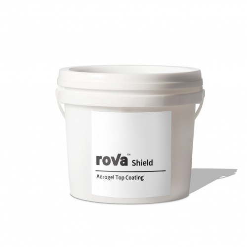 roVa Shield Aerogel Top Coating 4L