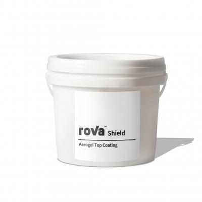 roVa Shield Aerogel Top Coating 4L white
