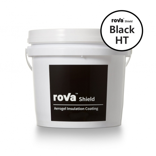 roVa Shield Black HT 4L Front
