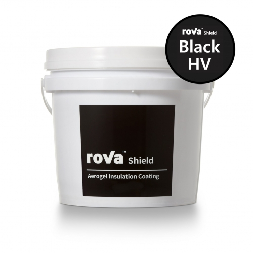 roVa Shield Black HV 4L Front