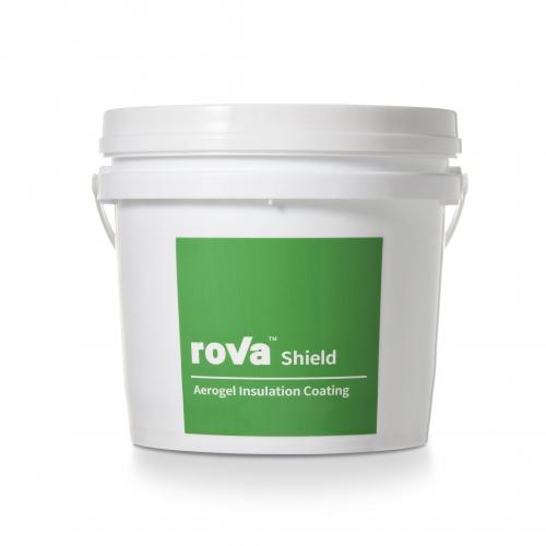 roVa Shield Green Label